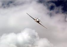 专用的飞机 免版税图库摄影