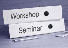 专题学术讨论会和研讨会 库存图片