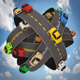 世界交通 免版税库存照片