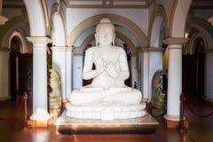 世界佛教博物馆  库存照片