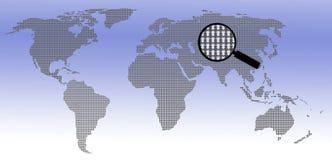 世界协会 免版税库存照片