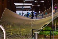 世界博览会米兰2015年,意大利 免版税库存图片