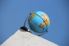 世界地球 免版税库存照片