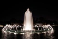 世界墙壁II纪念品喷泉  免版税图库摄影