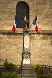 世界大战纪念碑 免版税库存图片