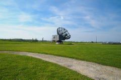 世界大战2巨人雷达天线 免版税图库摄影
