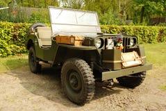 世界大战2车驱动 免版税库存照片