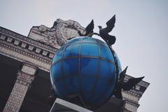 世界建筑学 图库摄影