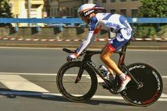 世界循环的冠军在佛罗伦萨,意大利 免版税库存图片