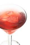 世界性酒精的鸡尾酒 免版税库存照片