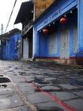 世界文化遗产地方,越南的会安市 免版税图库摄影