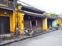 世界文化遗产地方,越南的会安市 库存图片