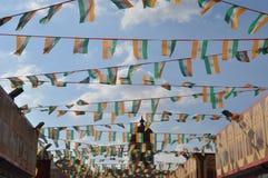 世界村在迪拜,阿拉伯联合酋长国 免版税库存照片