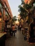 世界村的巴基斯坦亭子在迪拜,阿拉伯联合酋长国 免版税库存照片