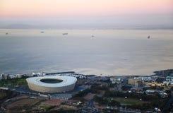 世界杯体育场 库存照片