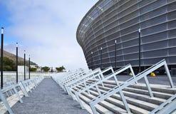 世界杯体育场 免版税库存图片