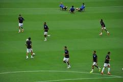 世界杯足球赛2014年 免版税库存图片