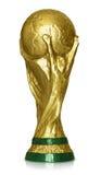世界杯足球赛Thropy 免版税库存照片