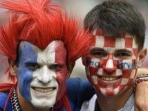 世界杯2018年 免版税库存照片
