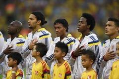 世界杯2014年 图库摄影
