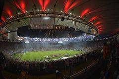 世界杯2014年 免版税库存照片