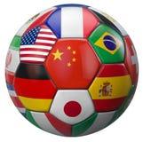 世界橄榄球中国 库存例证