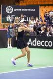 世界没有6网球员安娜・伊万诺维奇 库存照片