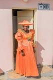 世界的人们-非洲妇女 库存照片