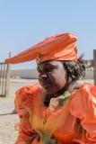 世界的人们-非洲妇女 免版税库存照片