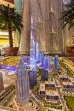 世界的最大的商城 库存照片