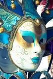 世界的狂欢节面具多数著名大运河威尼斯histo 库存照片