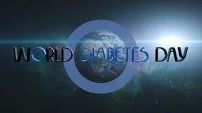 世界糖尿病天动画 影视素材