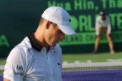 世界网球冠军2015年 库存图片