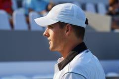 世界网球冠军2015年 免版税库存照片