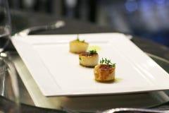 世界美食术 图库摄影