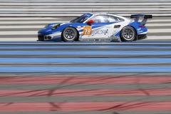 世界耐力汽车冠军 免版税图库摄影