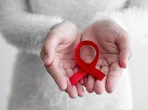 世界艾滋病日 免版税库存照片