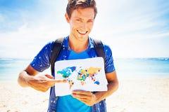 世界观光旅行家 免版税图库摄影