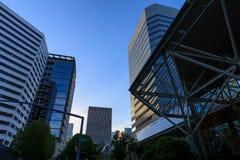 世界贸易中心波特兰,街市波特兰风景大厦  库存图片