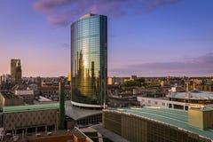世界贸易中心鹿特丹 图库摄影