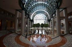 世界贸易中心,大厦,大厅,庄园,建筑学 免版税库存图片