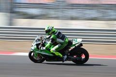 世界超级摩托车冠军 免版税图库摄影