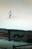 世界雪板游览格兰披治DE RUSSIE 图库摄影