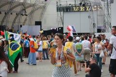 世界青年日 免版税库存图片