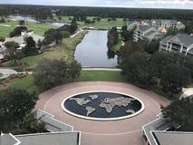 世界高尔夫球名人堂,圣奥斯丁, FL 库存图片