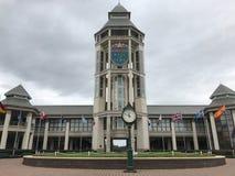 世界高尔夫球名人堂 免版税库存照片