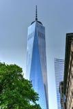 世界贸易中心一号大楼-纽约 免版税库存图片