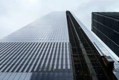世界贸易中心一号大楼 库存图片