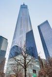 世界贸易中心一号大楼- NYC 库存照片