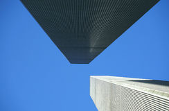 世界贸易中心在纽约 免版税库存照片